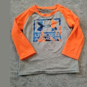 Under Armour Baby Boys 24 month Shirt
